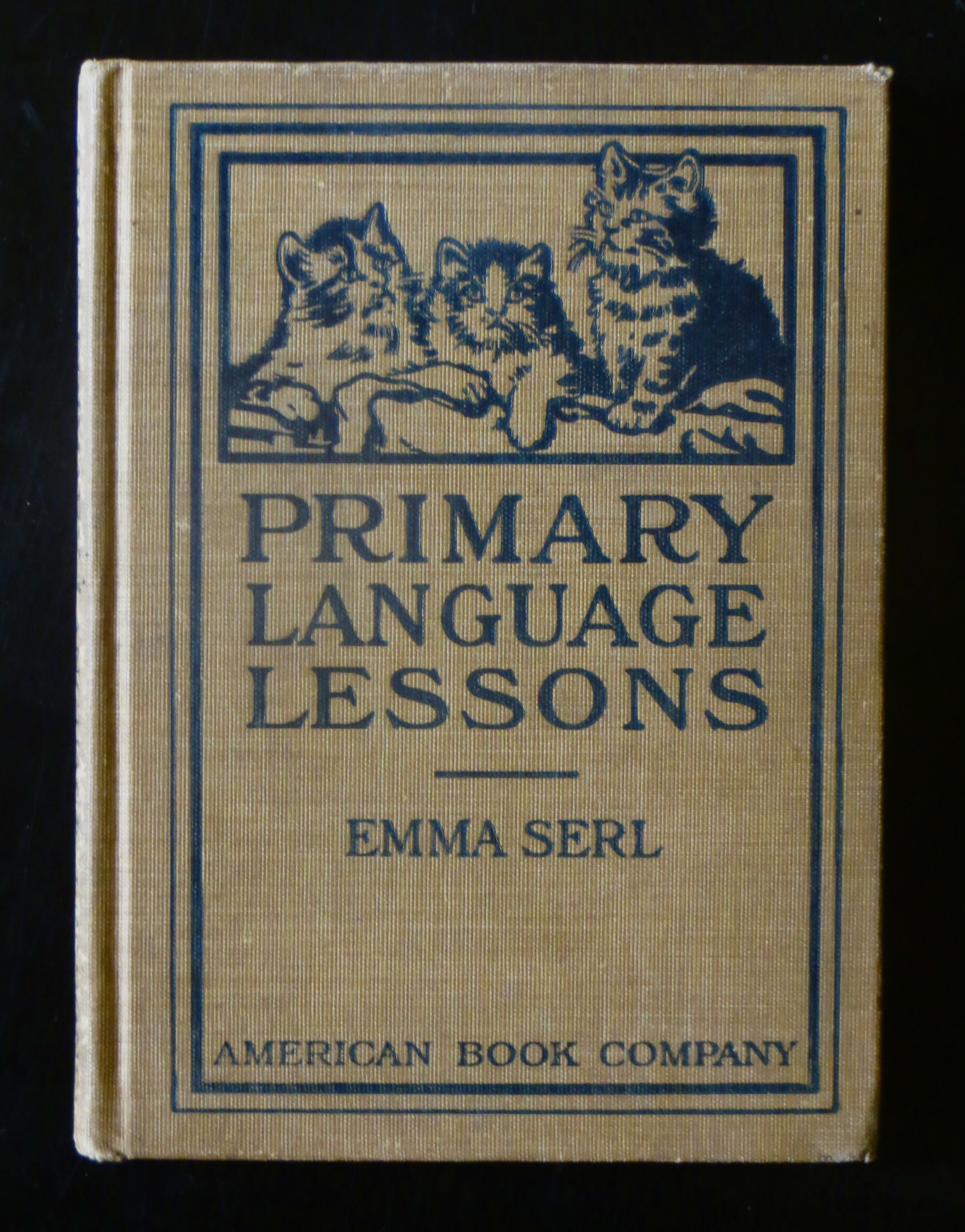 primary language lessons by emma serl