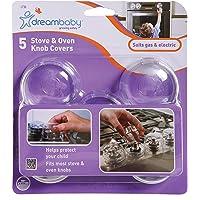 Dreambaby Stove & Oven Knob Covers 5Pk,