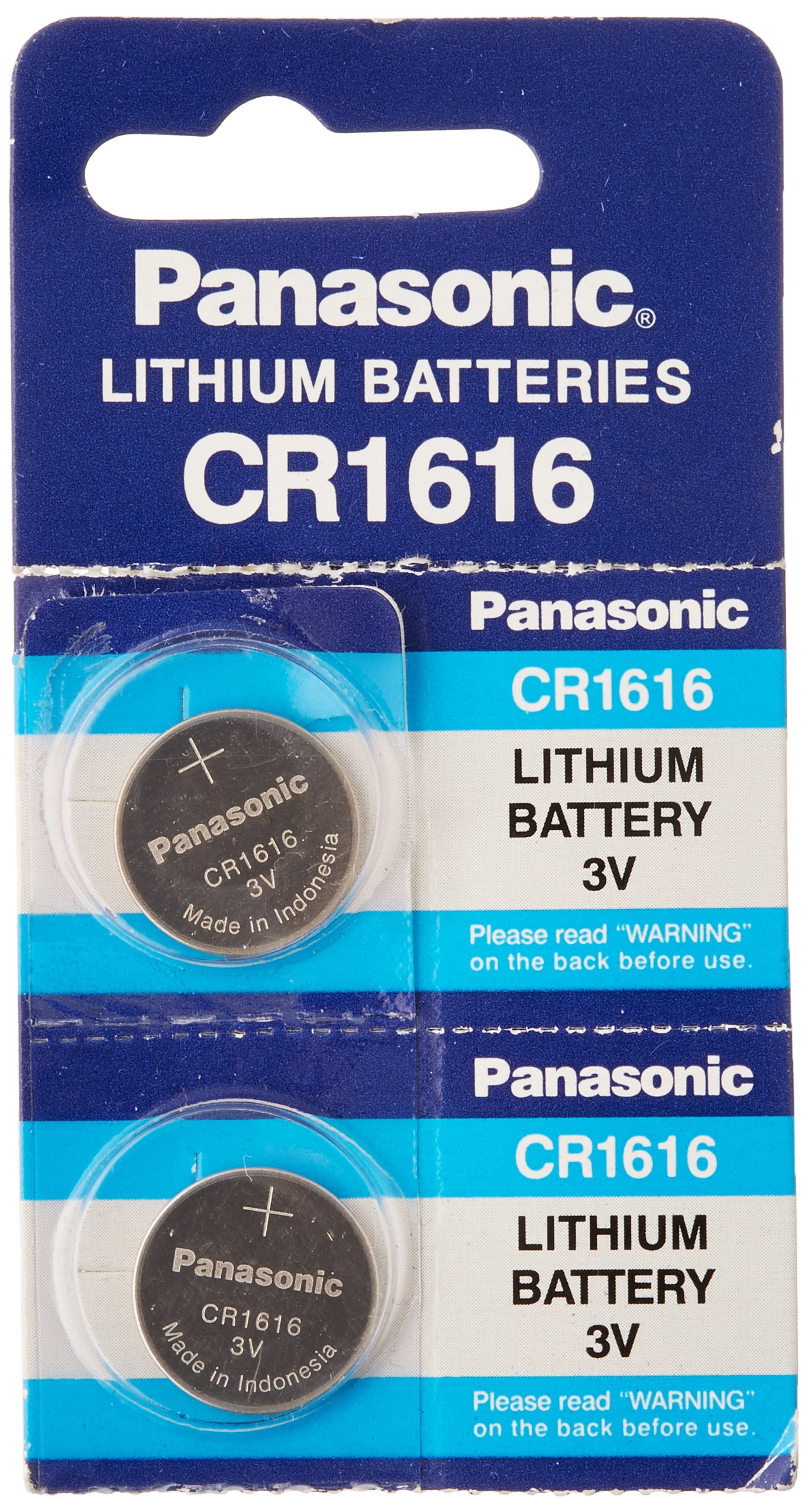 Amazon Com Panasonic Lithium Battery Cr1620 Health