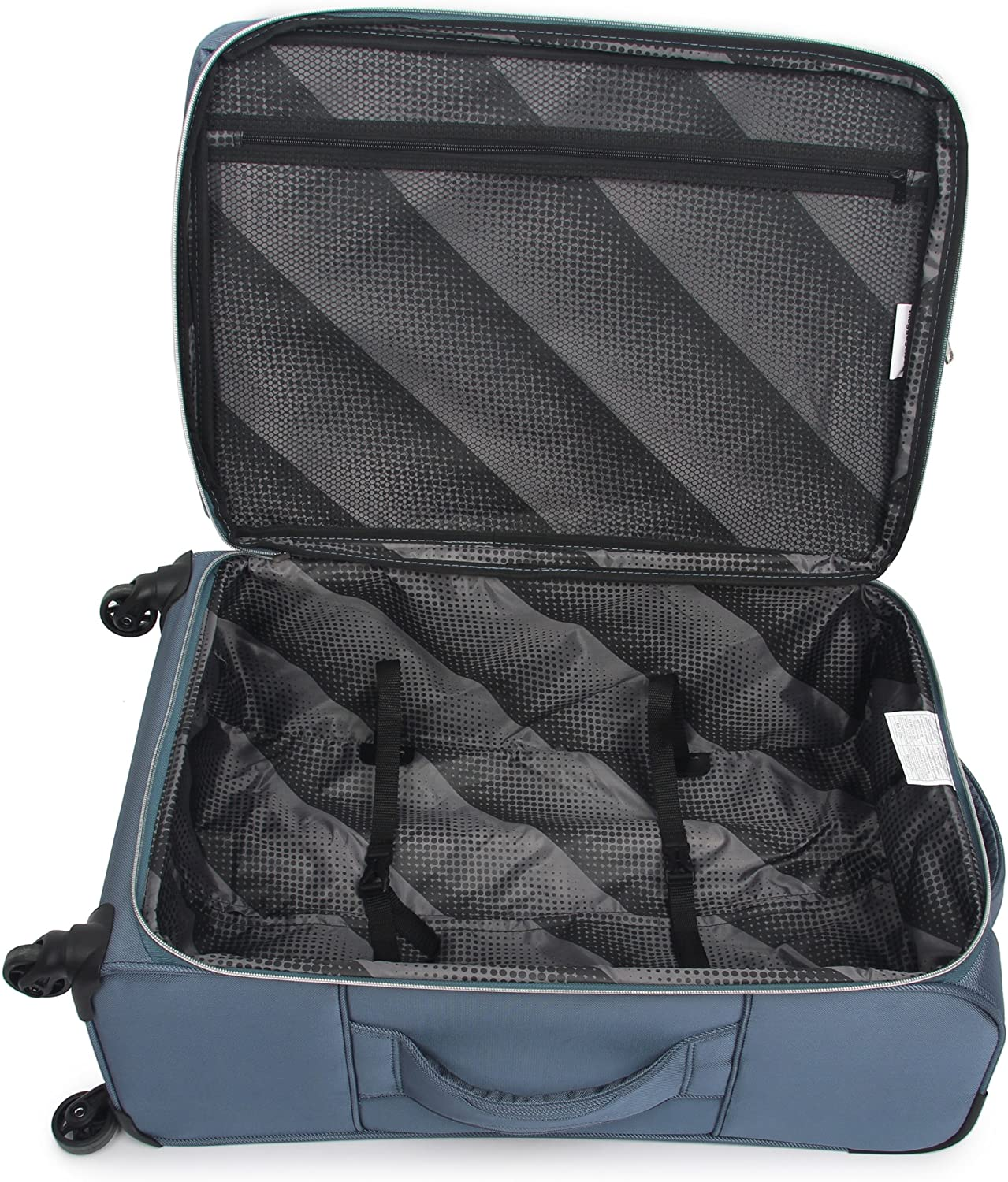 Blue Mirage One Size it luggage Megalite X-Weave 27.6 Inch Spinner