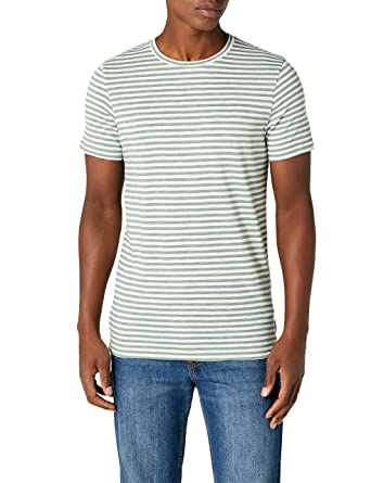 867560f9 Jack & Jones Men's Jorlex Tee Ss Crew Neck T-Shirt, Multicoloured (Chinois