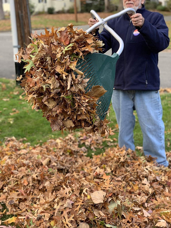 New Patented Invention Leaf Grabber The Ultimate Leaf Lifter