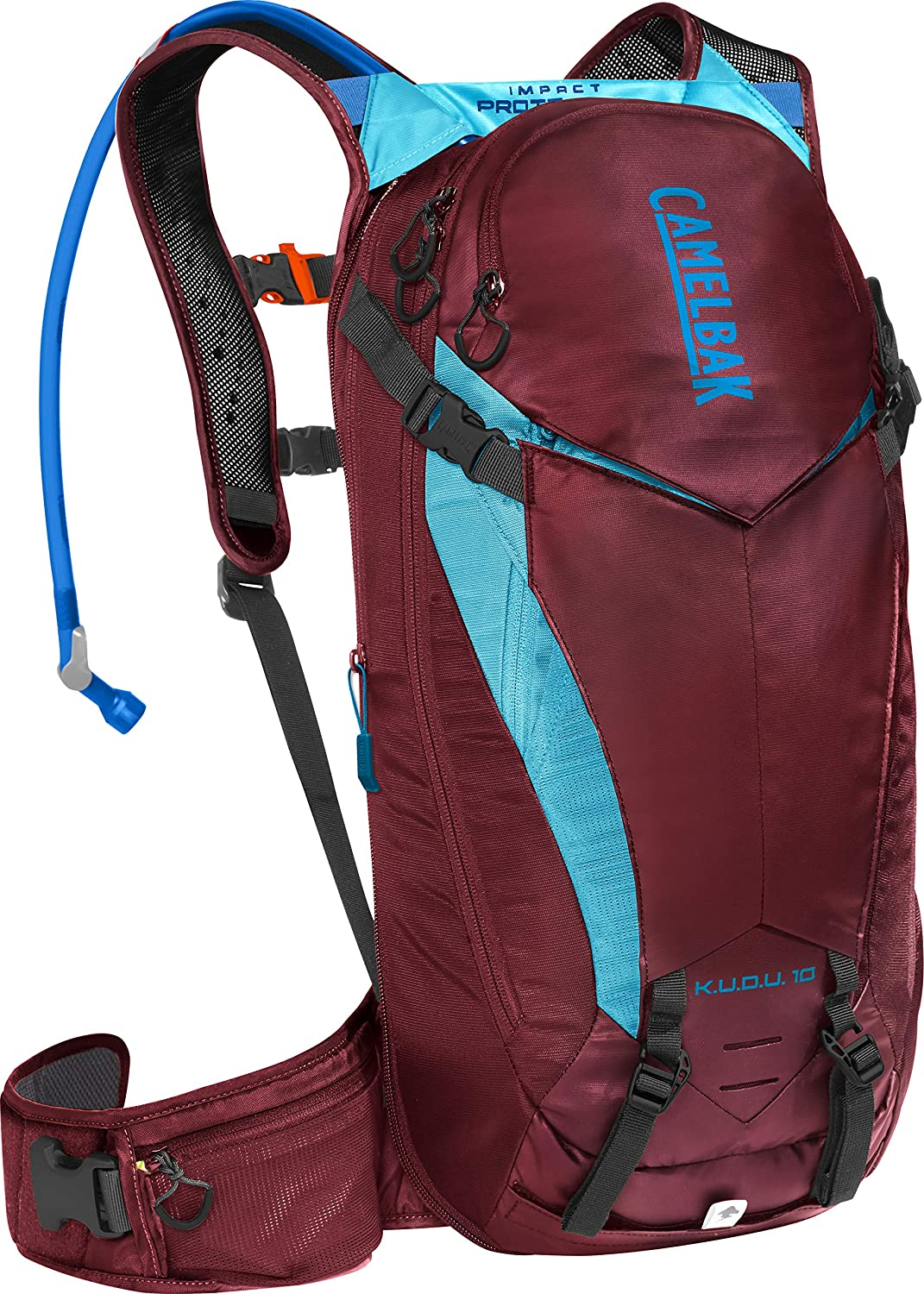 Amazon.com : CamelBak K.U.D.U. Protector 10 Hydration Pack, 100oz : Sports & Outdoors