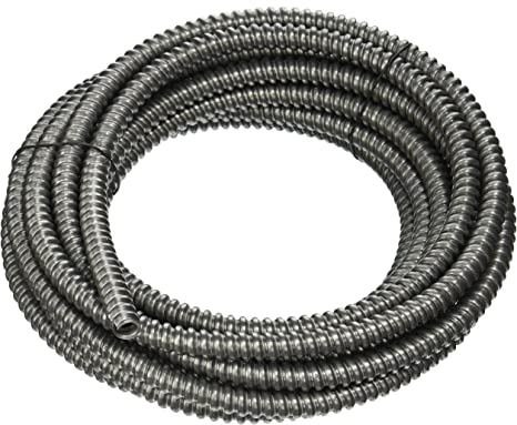 Flex Alum Conduit x 25 ft Southwire 55082021 3//8 in