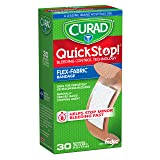 CURAD QuickStop Bleeding Control Flexible Fabric