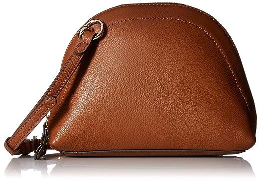 09c9613f6 Vince Camuto Katja Crossbody, dark rum: Handbags: Amazon.com