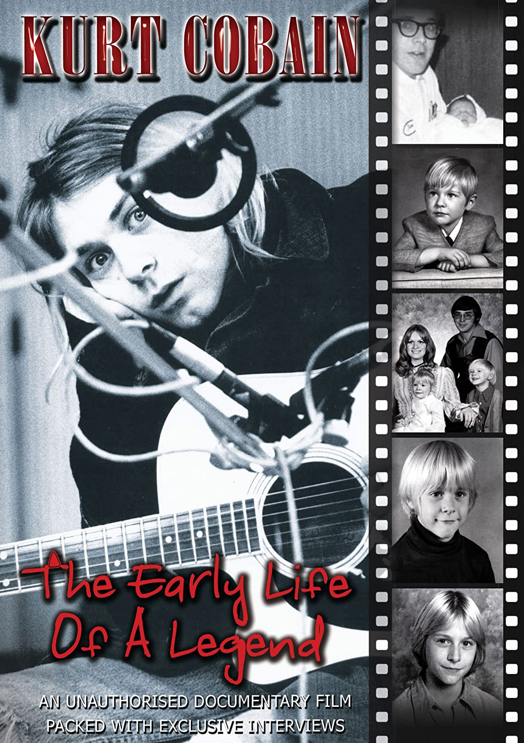 Kurt Cobain - The Early Life of a Legend - An Unauthorised Documentary Film [Alemania] [DVD]