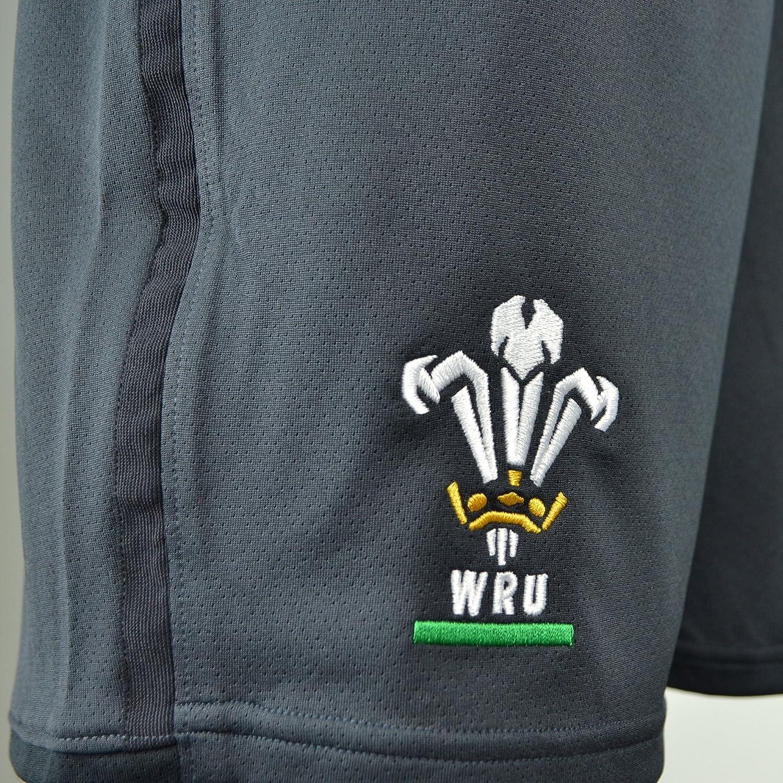 D/ébardeur Entra/înement de Rugby Joueurs Under Armour Pays De Galles WRU 2017//19 Noir