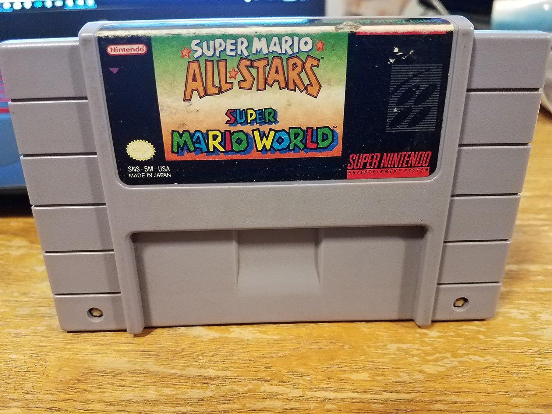 Amazon com: Super Mario All-Stars / Super Mario World: Video