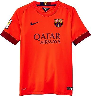 Nike 2014/15 FC Barcelona Stadium Away - Camiseta de fútbol ...