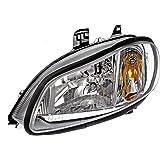 Dorman 888-5204 Driver Side Headlight Assembly for Select Freightliner / Thomas Models