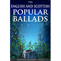 THE ENGLISH AND SCOTTISH POPULAR BALLADS (Five-volume collection of 305 Traditional Child Ballads Folk Music… book cover