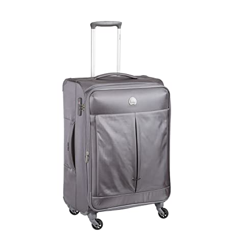 DELSEY Air Adventure SOFT2 Maleta, 68 cm, 81 Liters, Gris ...