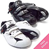 VeloChampion Zapatillas de ciclismo Elite Road (par) Cycling Road Shoes