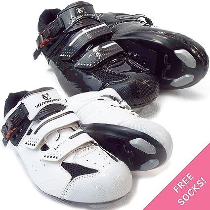 VeloChampion Elite Zapatillas par de Road Road Ciclismo Cycling ACAqw6r