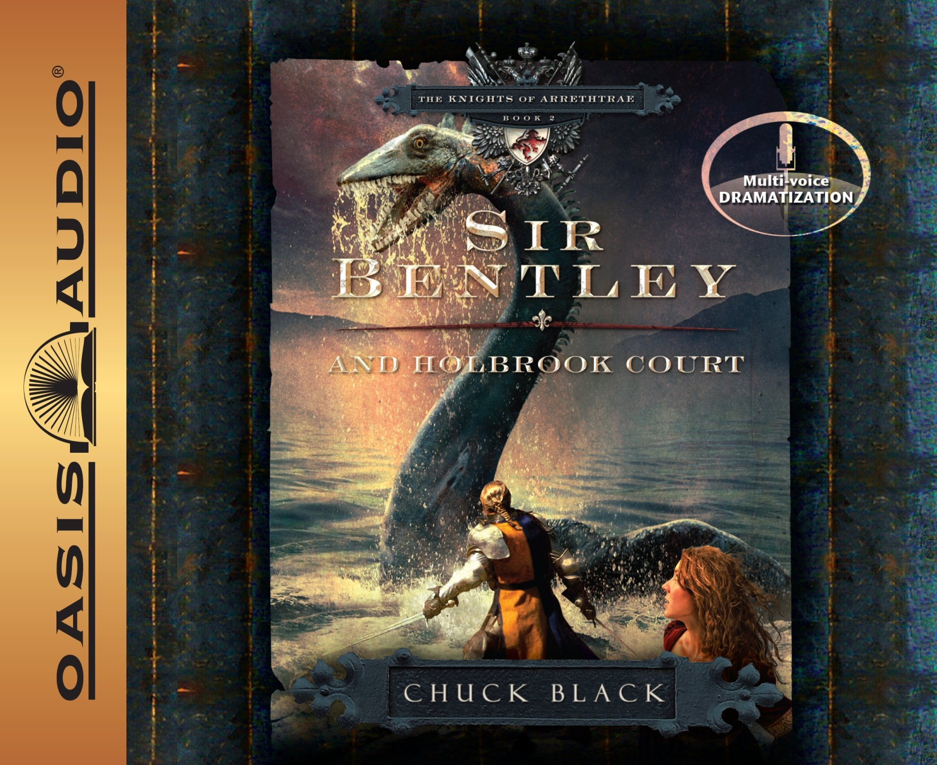 Sir Bentley and Holbrook Court (Library Edition) (The Knights of Arrethtrae)