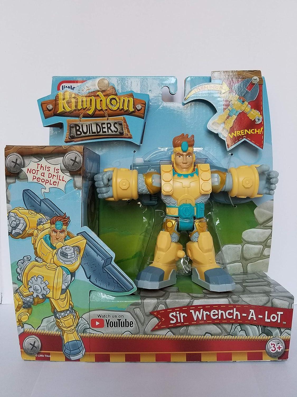 little tikes 647680 Kingdom Builders Figura Asst 2 W1, Multi: Amazon.es: Juguetes y juegos