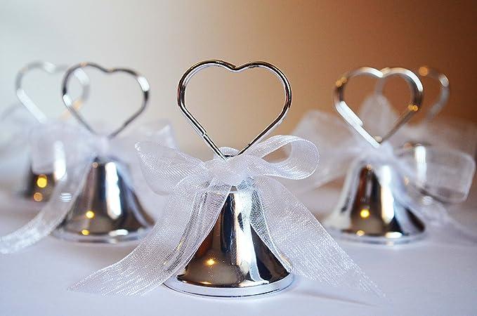 64 opinioni per N.20 campanelle campanella tirabaci bomboniera segnaposto matrimonio segnatavola