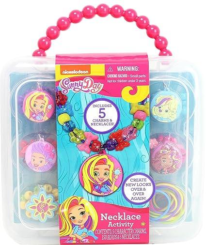Amazon Tara Toys Nickelodeon Sunny Day Necklace Activity Set