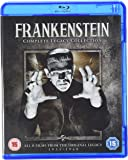 Frankenstein: Complete Legacy Collection (5 Blu-Ray) [Edizione: Regno Unito] [Import italien]