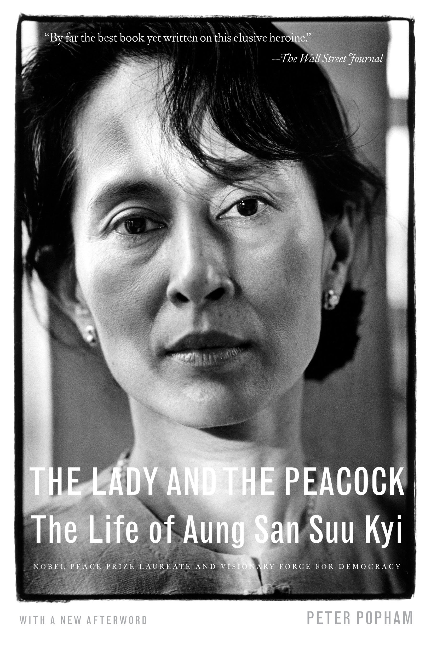Best biography of aung san suu kyi