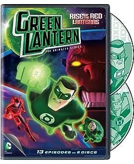 Amazon com: Green Lantern: The Animated Series [Blu-ray