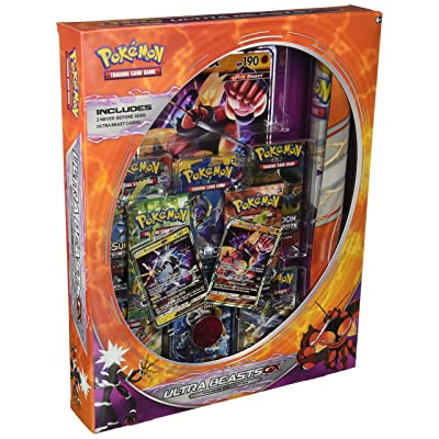 Pokemon Ultra Beasts Gx Collectible Cards: Toys & Games