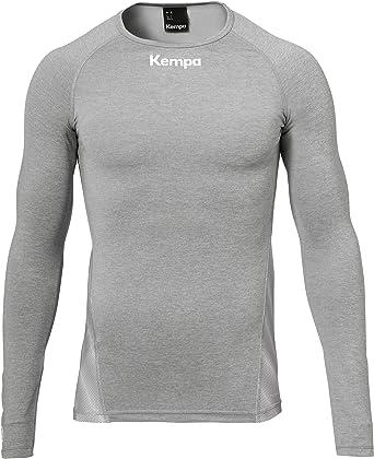 TALLA 2XL. Kempa Attitude Manga Larga Camiseta