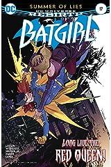Batgirl (2016-) #17 Kindle Edition