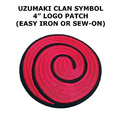 Amazon Naruto Uzumaki Clan Symbol Anime Manga Crunchyroll Theme