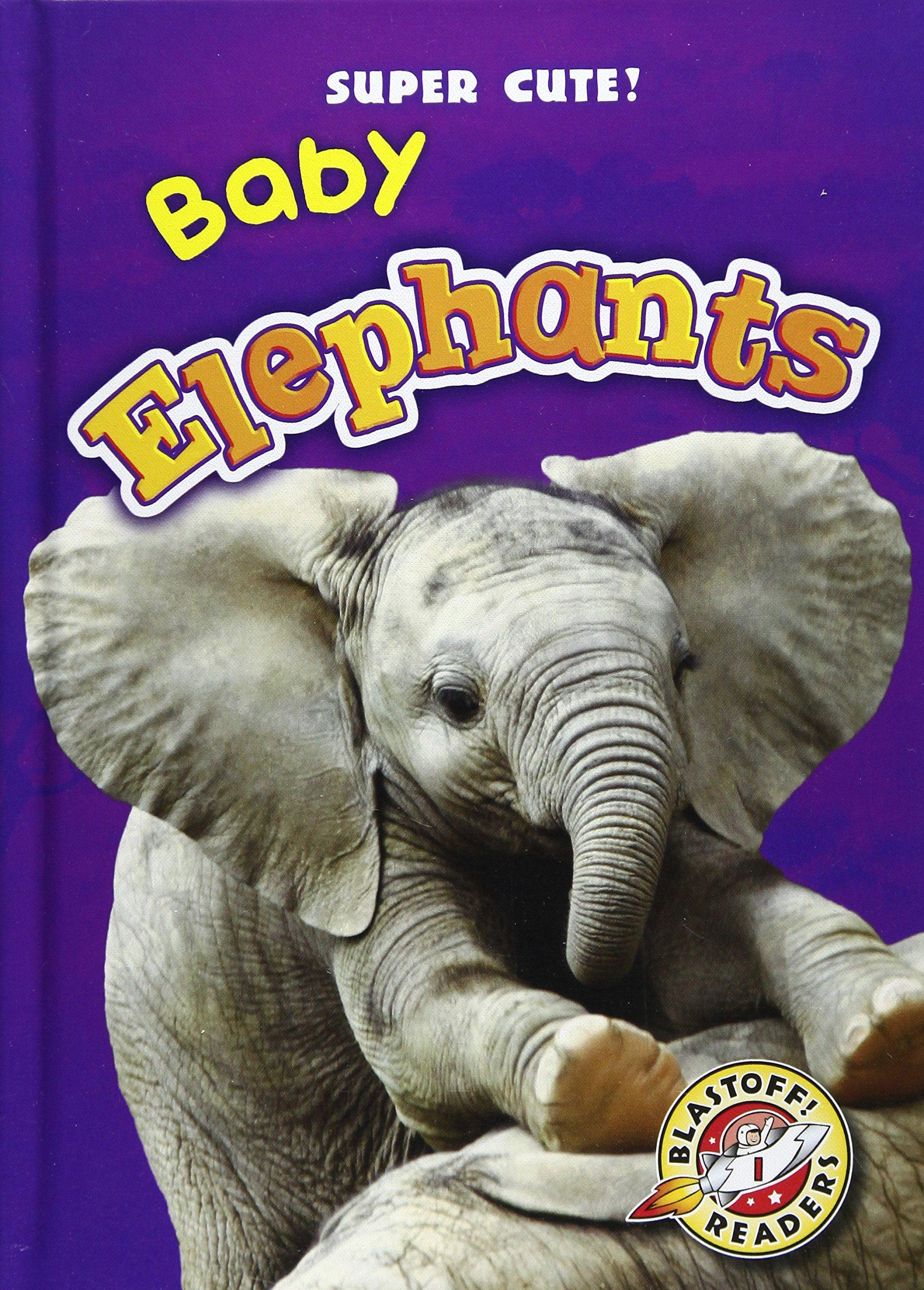 Baby Elephants (Blastoff Readers. Level 1) ebook