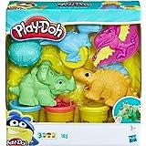 Play-Doh E1953EU4 Dino Tools, Multi-Colour