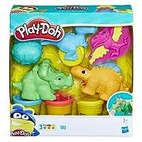 Play-Doh Hasbro e1953eu4Dino Kit de pétrissage