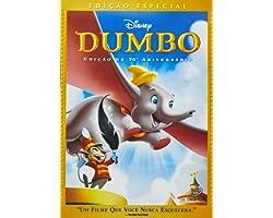 Dumbo Edição De 70º Aniversário [DVD]
