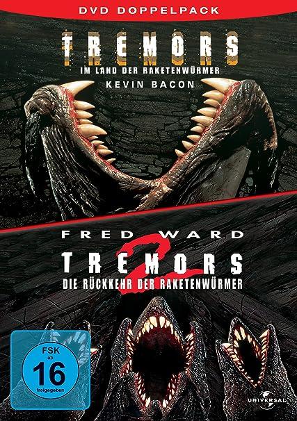 Tremors - Im Land der Raketenwürmer / Tremors 2 - Die ...