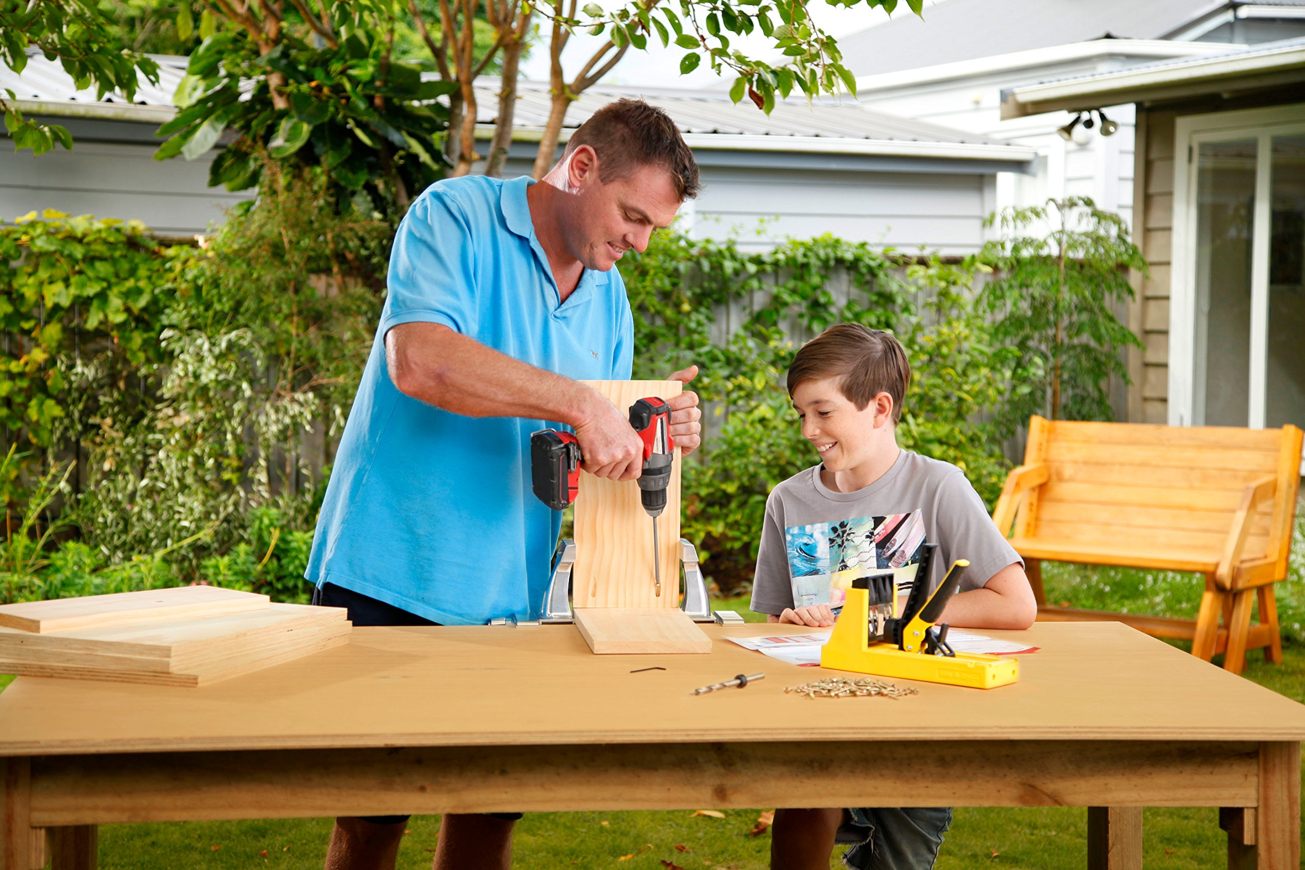 Extra Pair of Hands by Renovator - The World's Most Versatile, Portable, Patented Clamping System That Holds Your Work, So You Can Do Your Work by Renovator (Image #7)