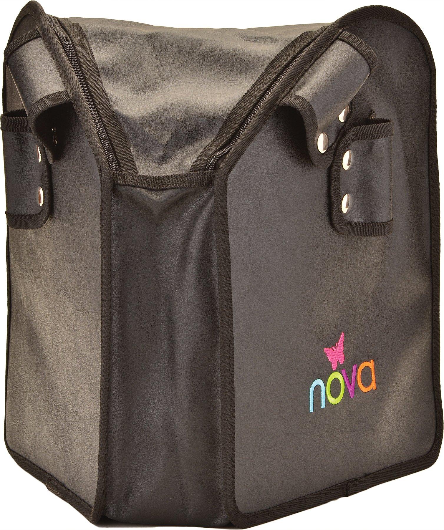 NOVA Pouch Bag for Nova 3 Wheeled Rollator Walker, Replacement Bag for Traveler 4900 by NOVA Medical Products