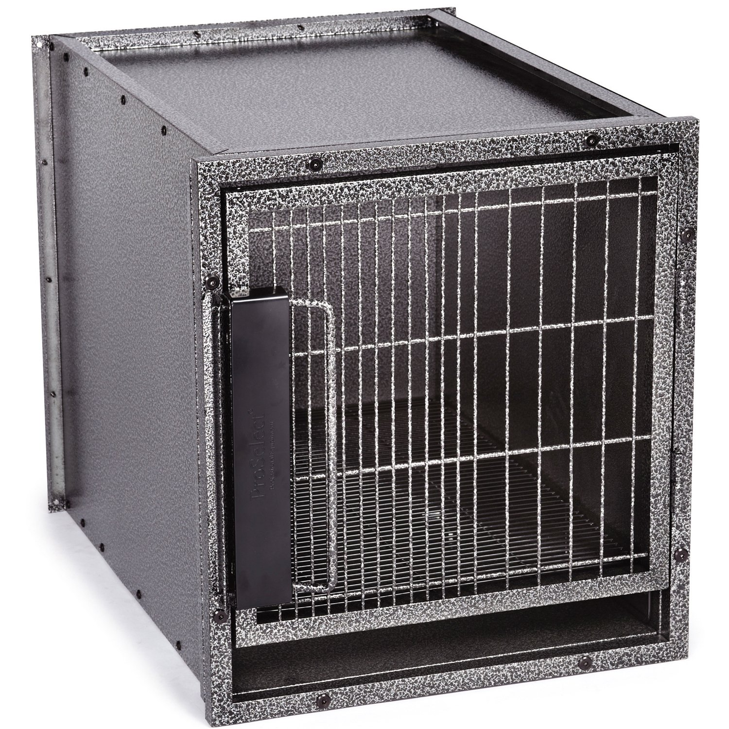 Pro Select Modular Kennel Cage Graphite