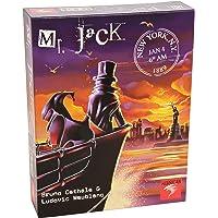 Asmodée - MJA03 - Jeu de Plateau - Mr Jack à New York