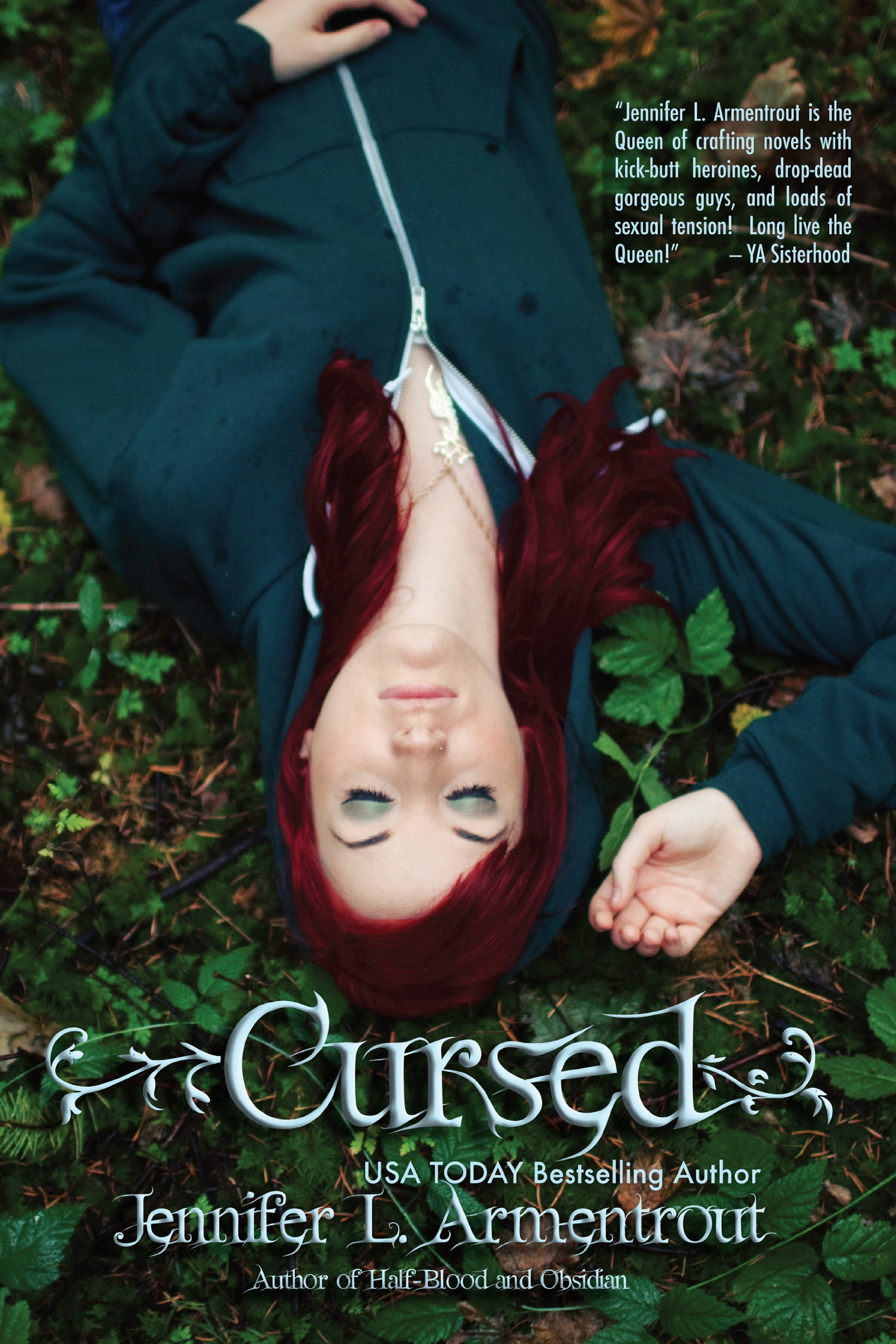 Image result for cursed by jennifer l armentrout