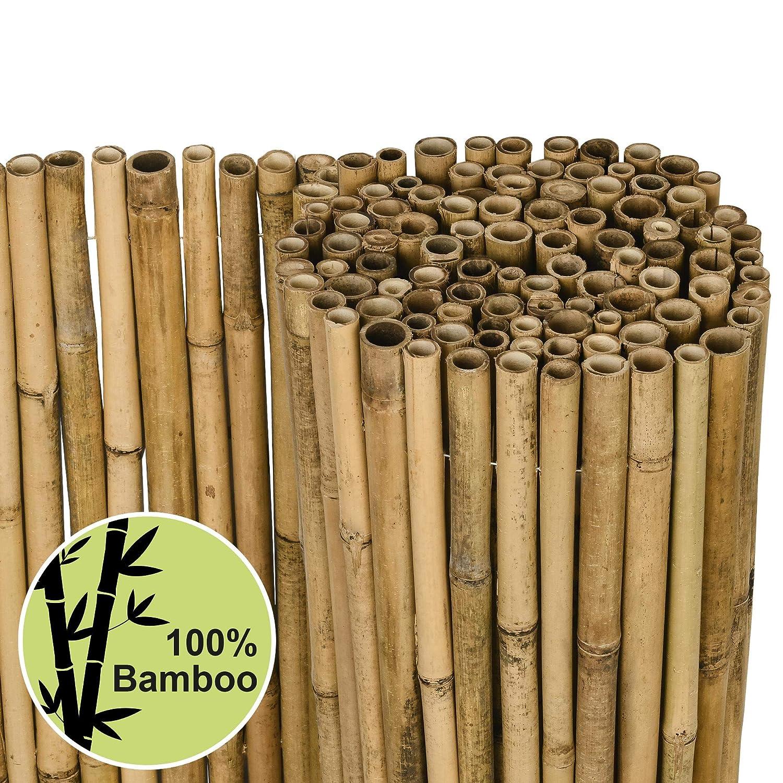 Valla de bambú Protectora Sol