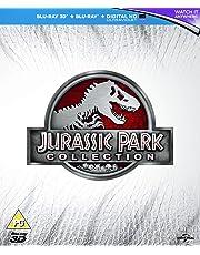 Jurassic Park Premium Collection UV] [1993] [Region Free]