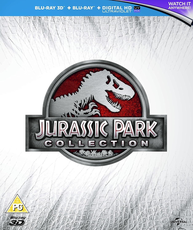 Jurassic Park Premium Collection [Blu-ray + UV] [1993] [Region Free]