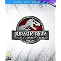 Jurassic Park Premium Collection [Blu-ray + UV] [1993] [Region Free]