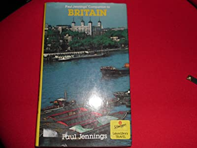 Companion to Britain (Schweppes leisure library)