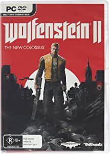 Wolfenstein II The New Colossus - PC