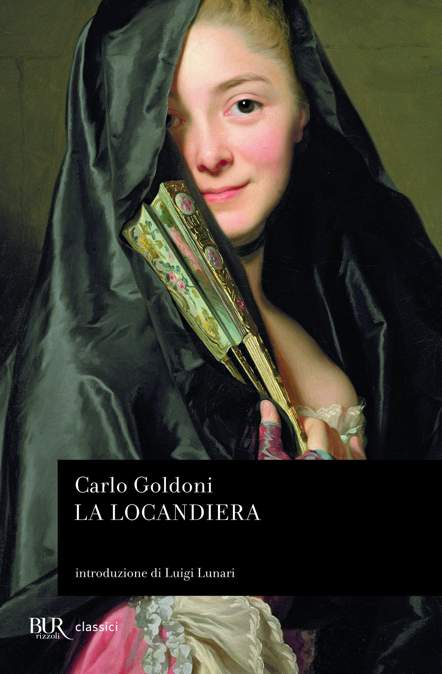 La Locandiera Amazon It Goldoni Carlo Libri