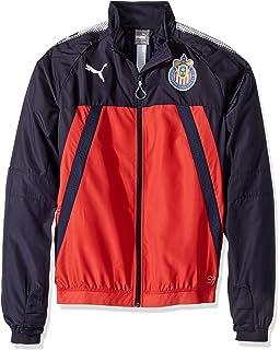PUMA Mens Chivas Stadium Vent Thermo-r JKT