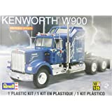 Amazon revell 85 1506 125 peterbilt 359 conventional tractor revell kenworth w900 publicscrutiny Images