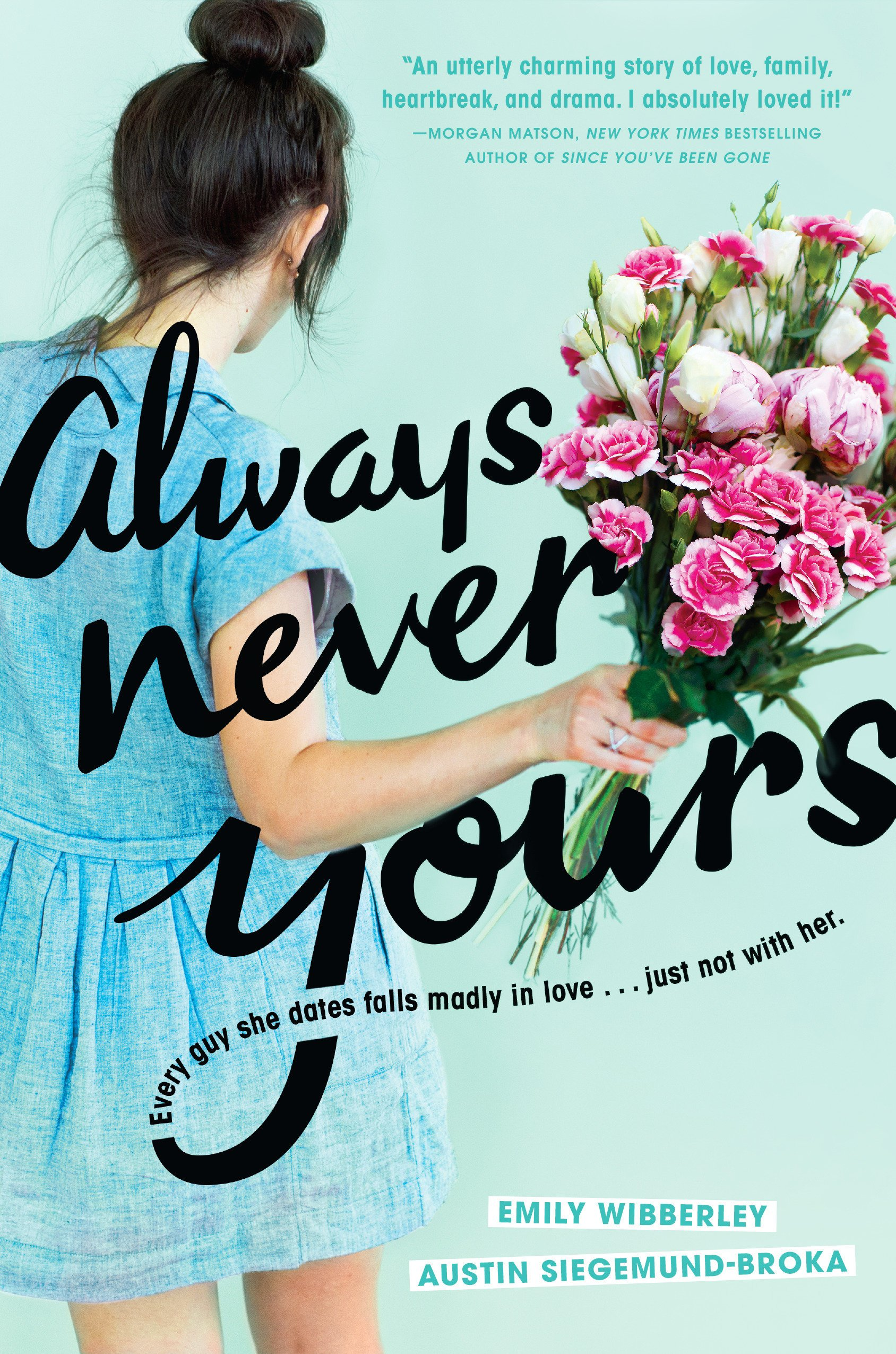 Image result for always never yours t emily wibberley